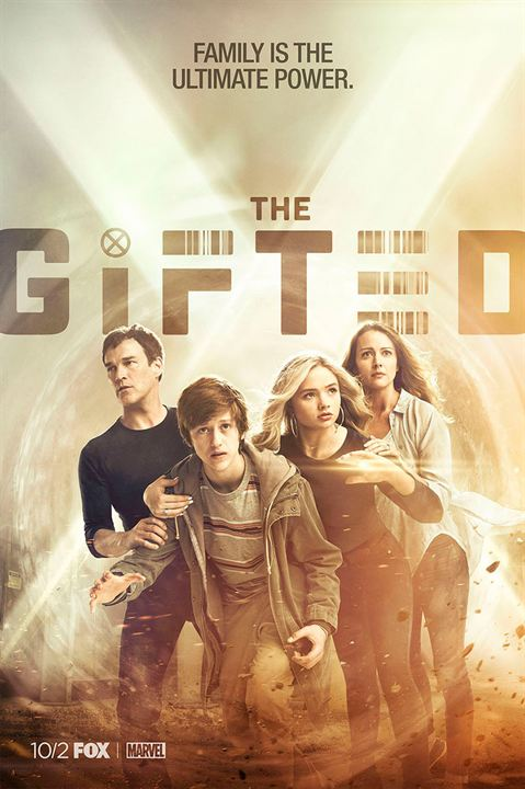 The Gifted : Afis