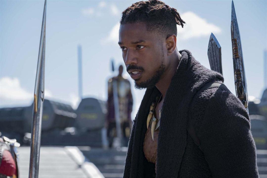 Black Panther : Fotograf Michael B. Jordan