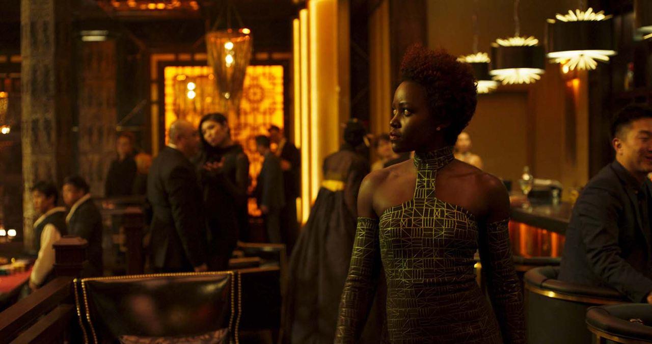 Black Panther : Fotograf Lupita Nyong'o
