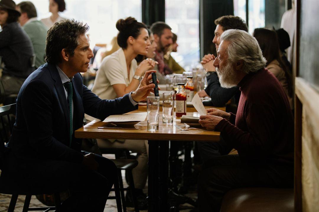 The Meyerowitz Stories (New and Selected) : Fotograf Ben Stiller, Dustin Hoffman