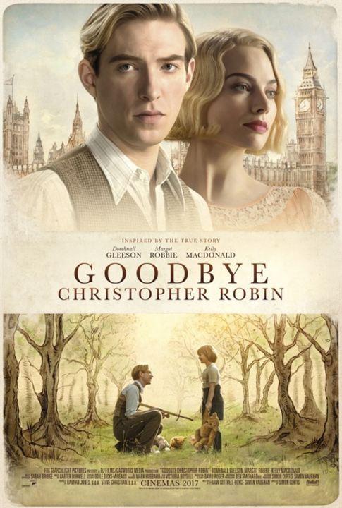 Goodbye Christopher Robin : Afis