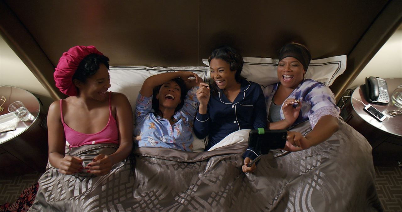 Girls Trip : Fotograf Jada Pinkett Smith, Queen Latifah, Regina Hall, Tiffany Haddish