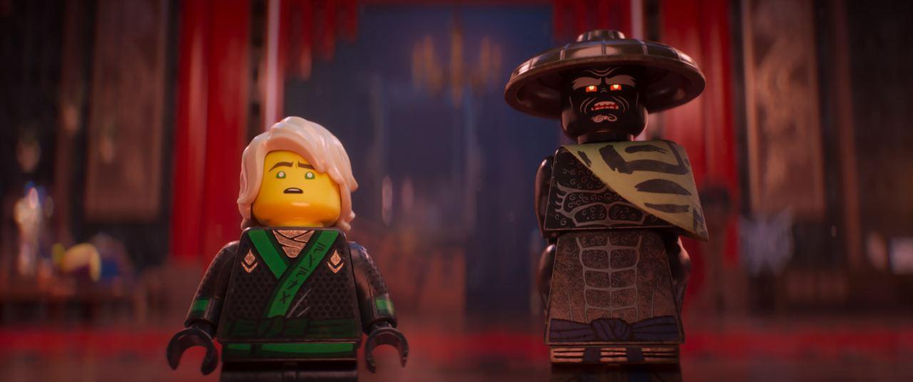 LEGO Ninjago Filmi : Fotograf