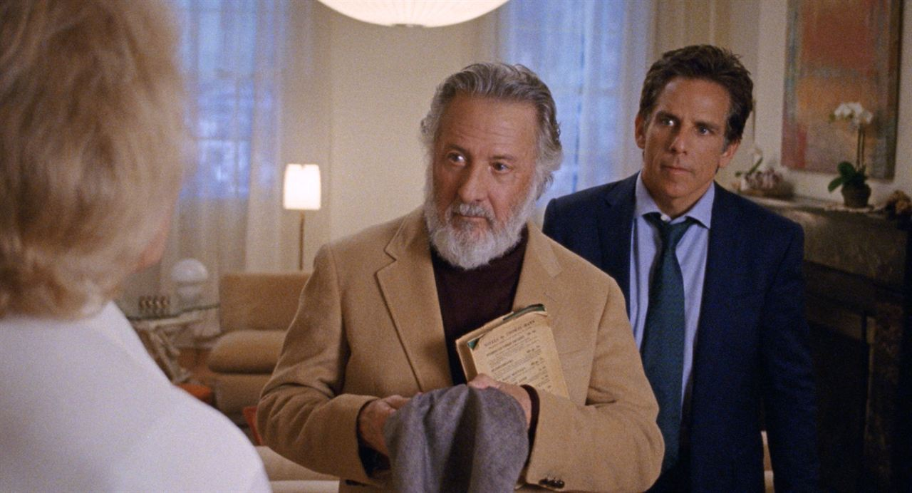 The Meyerowitz Stories (New and Selected) : Fotograf Adam Sandler, Dustin Hoffman