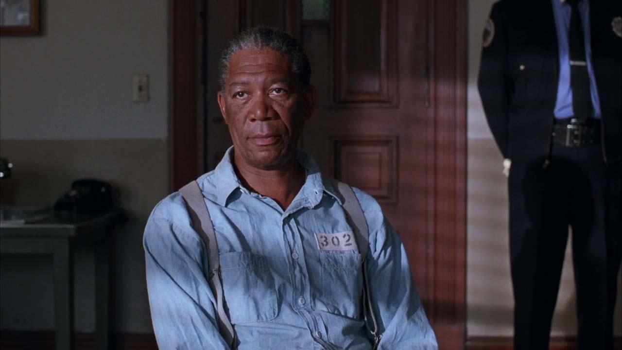 Esaretin Bedeli : Fotograf Morgan Freeman