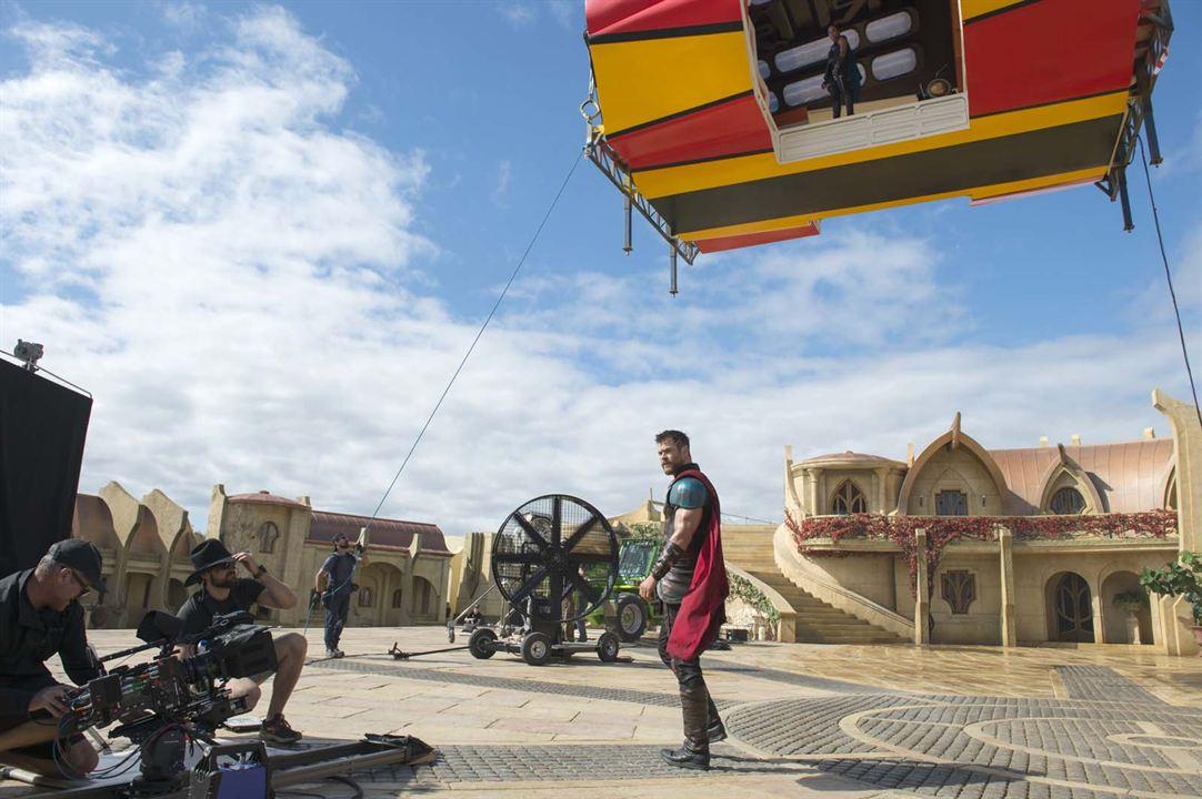 Thor: Ragnarok : Fotograf Chris Hemsworth