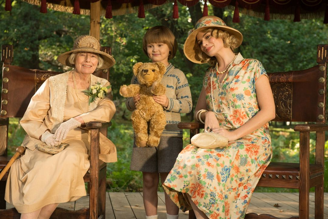 Goodbye Christopher Robin : Fotograf Margot Robbie, Will Tilston