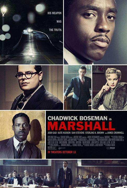 Marshall : Afis