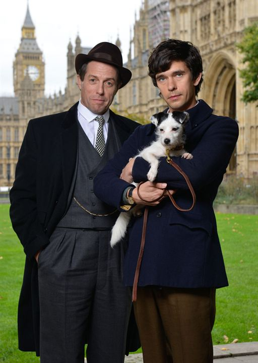 A Very English Scandal : Fotograf Ben Whishaw, Hugh Grant