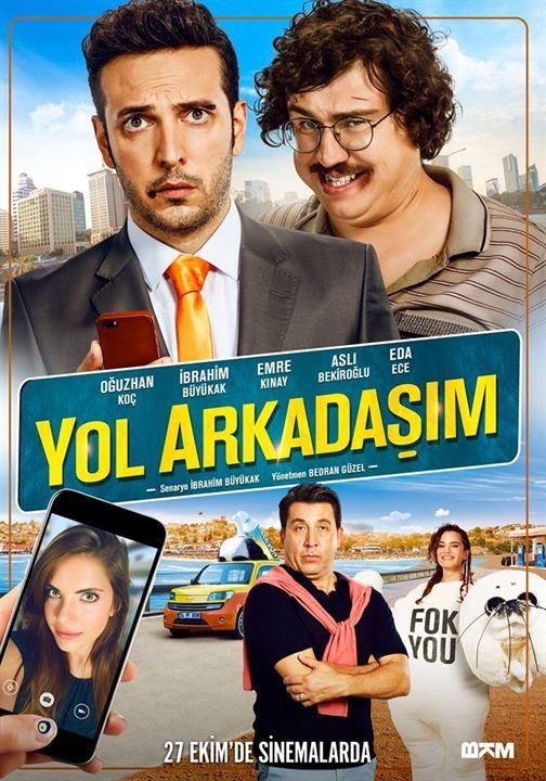 Yol Arkadasim : Afis