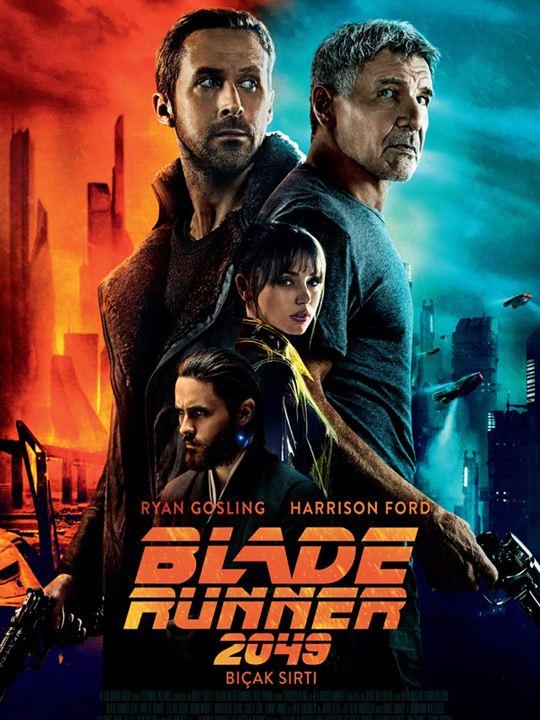 Blade Runner 2049: Biçak Sirti : Afis