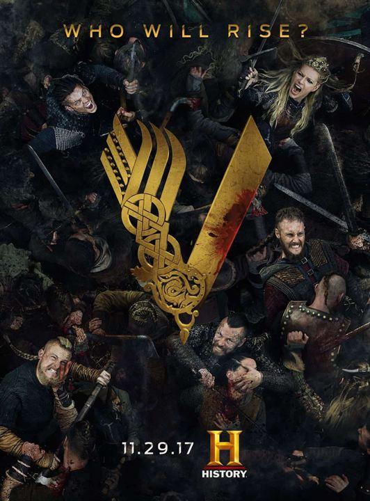 Vikings : Afis