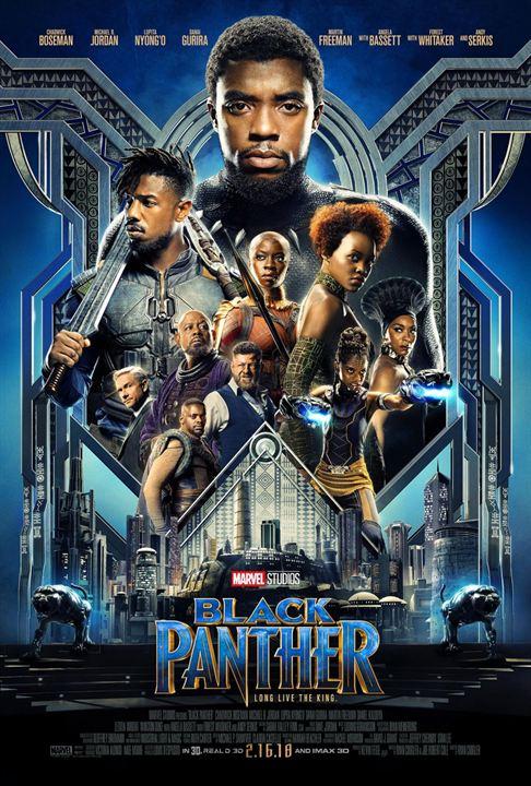 Black Panther : Afis