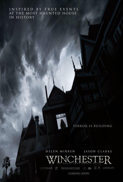Winchester Gizemli Ev : Afis