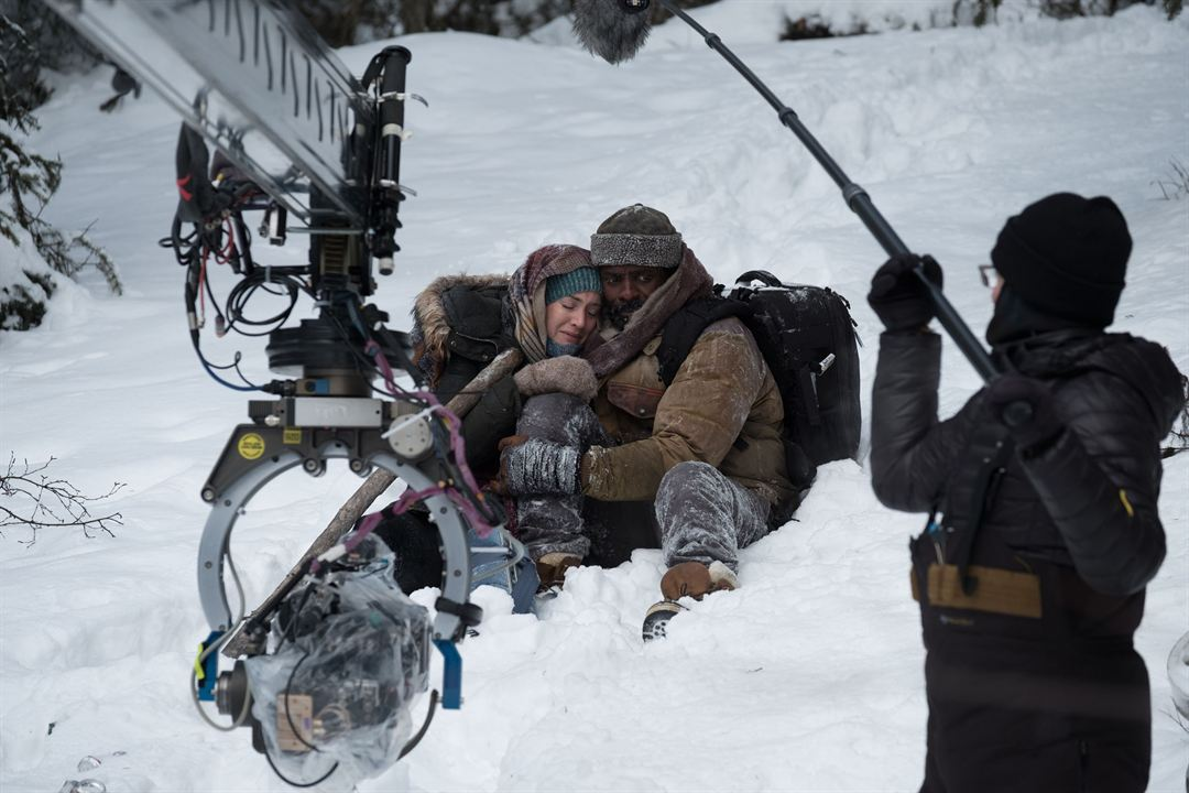Aramizdaki Sözler : Fotograf Idris Elba, Kate Winslet