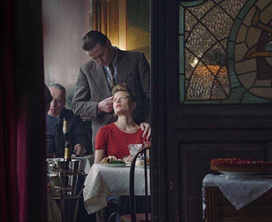 La Douleur : Fotograf Benoît Magimel, Mélanie Thierry