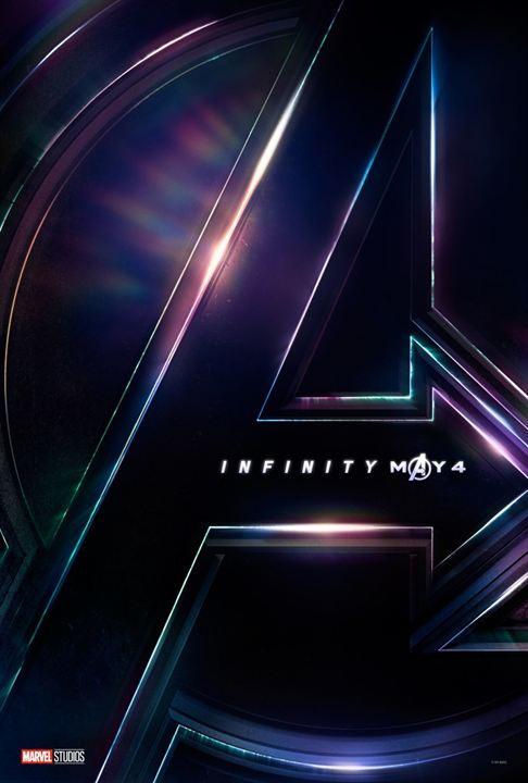 Avengers: Sonsuzluk Savasi : Afis