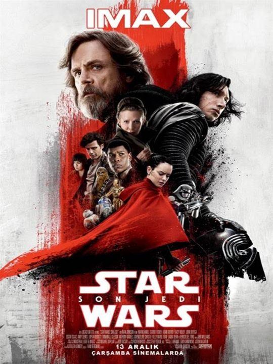 Star Wars: Son Jedi : Afis