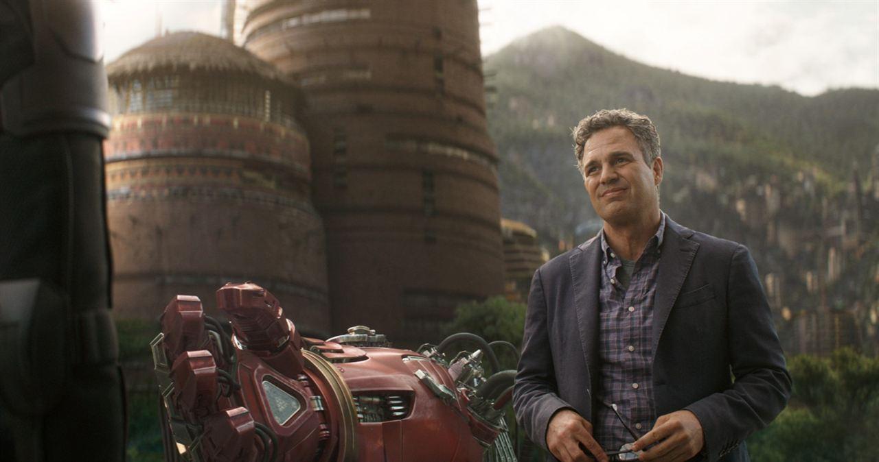 Avengers: Sonsuzluk Savasi : Fotograf Mark Ruffalo