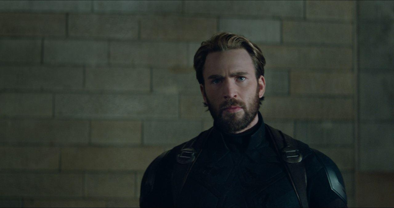 Avengers: Sonsuzluk Savasi : Fotograf Chris Evans
