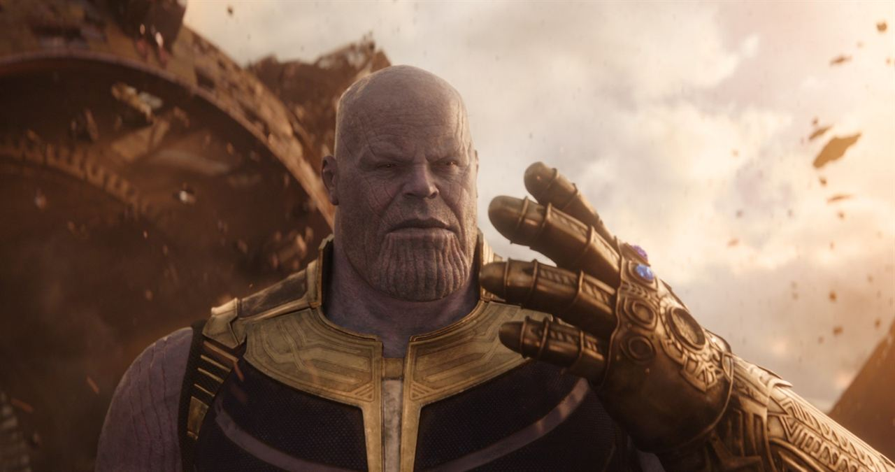 Avengers: Sonsuzluk Savasi : Fotograf Josh Brolin