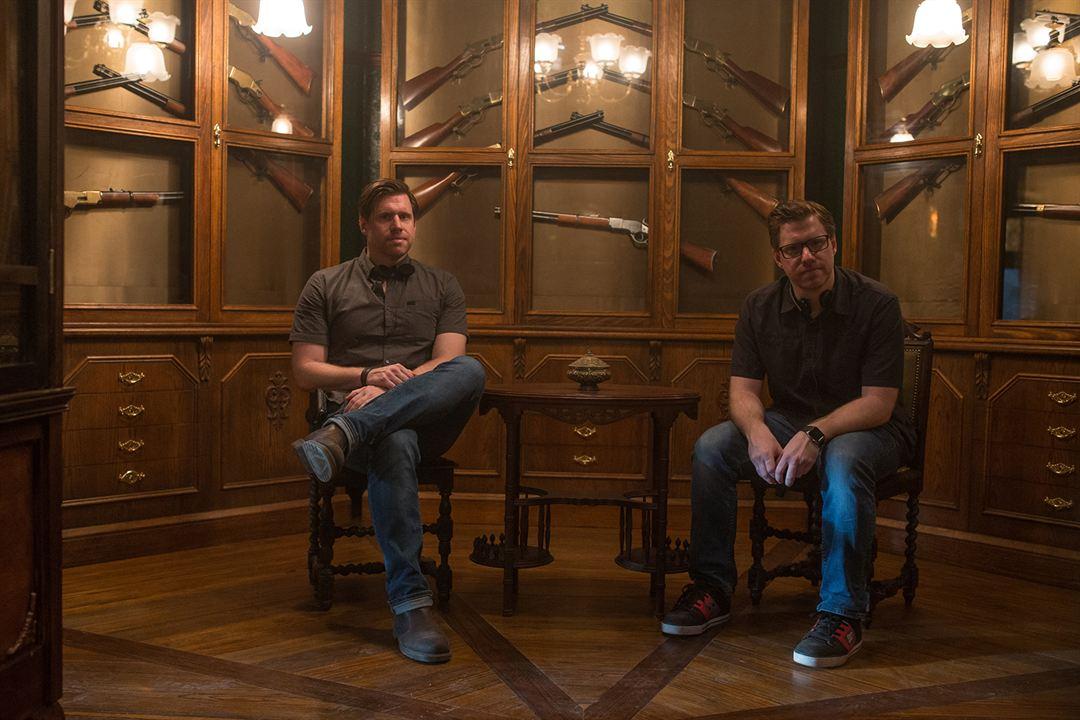 Winchester Gizemli Ev : Fotograf Michael Spierig, Peter Spierig