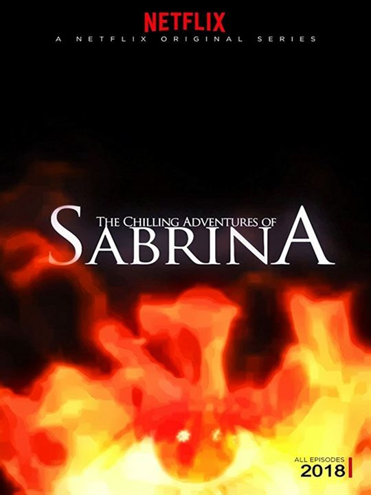 Chilling Adventures of Sabrina : Afis