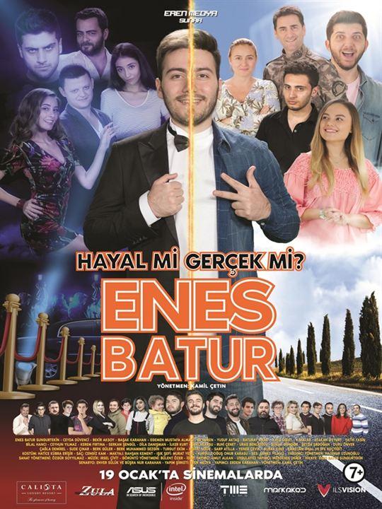 Enes Batur Hayal Mi Gerçek Mi? : Afis