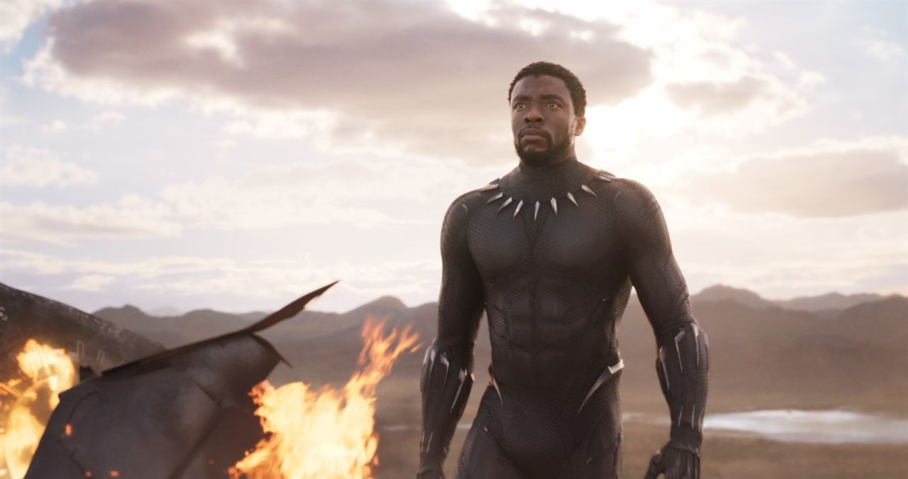 Black Panther : Fotograf
