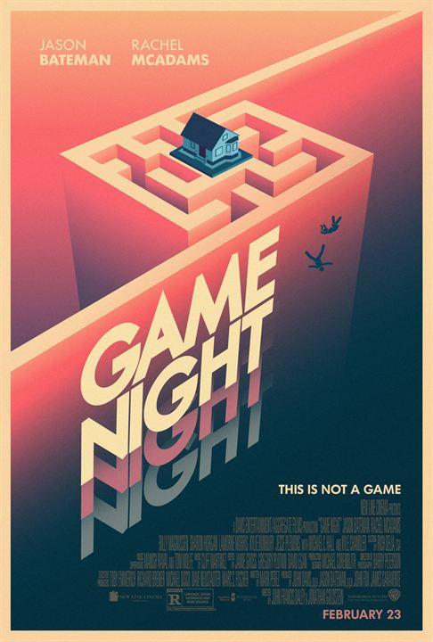 Oyun Gecesi : Afis