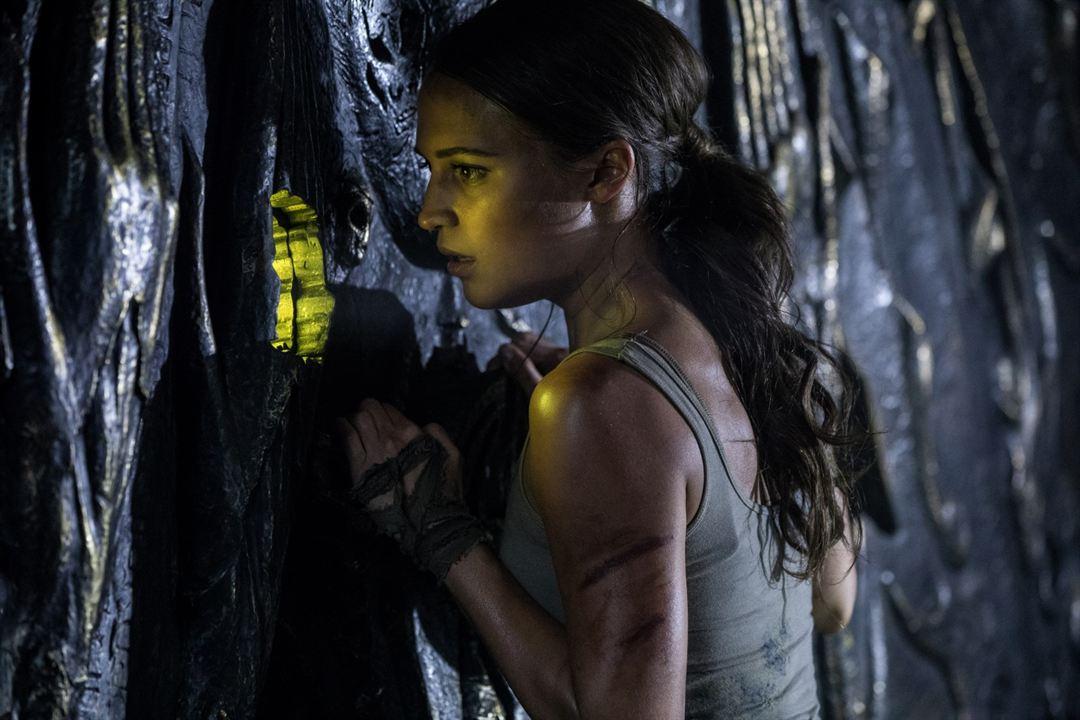 Tomb Raider : Fotograf Alicia Vikander