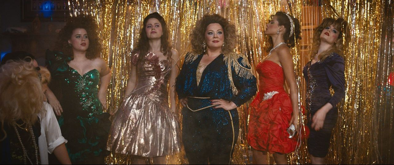 Life Of The Party : Fotograf Adria Arjona, Gillian Jacobs, Jessie Ennis, Melissa McCarthy, Molly Gordon