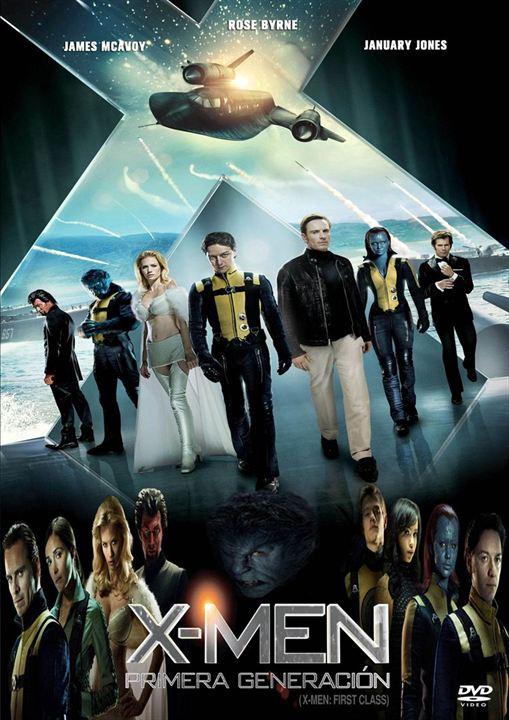 X-Men: Birinci Sinif : Afis