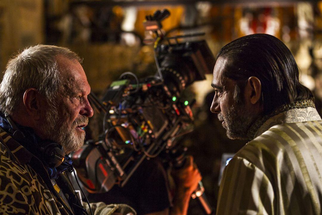 Don Kisot'u Öldüren Adam : Fotograf Jordi Mollà, Terry Gilliam