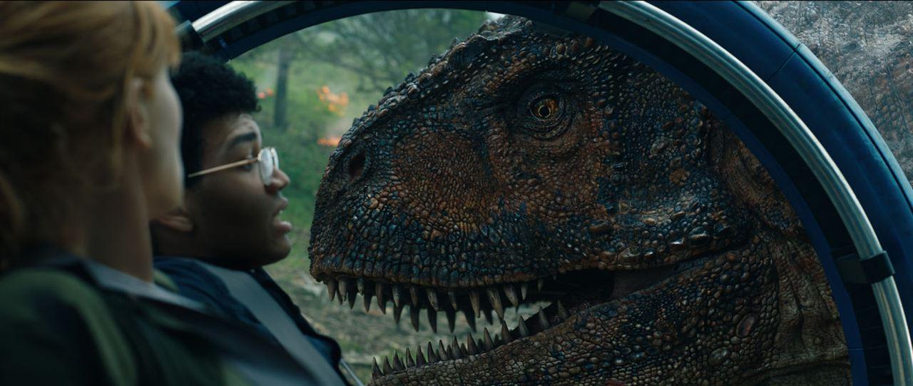 Jurassic World: Yikilmis Krallik : Fotograf Justice Smith