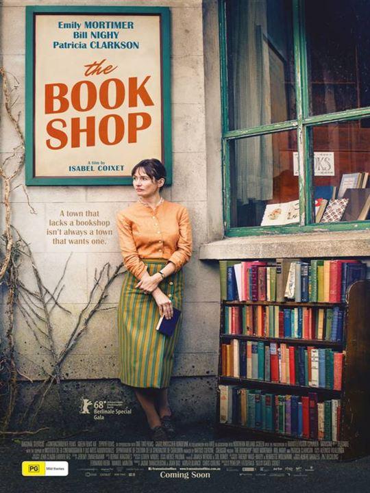 The Bookshop : Afis