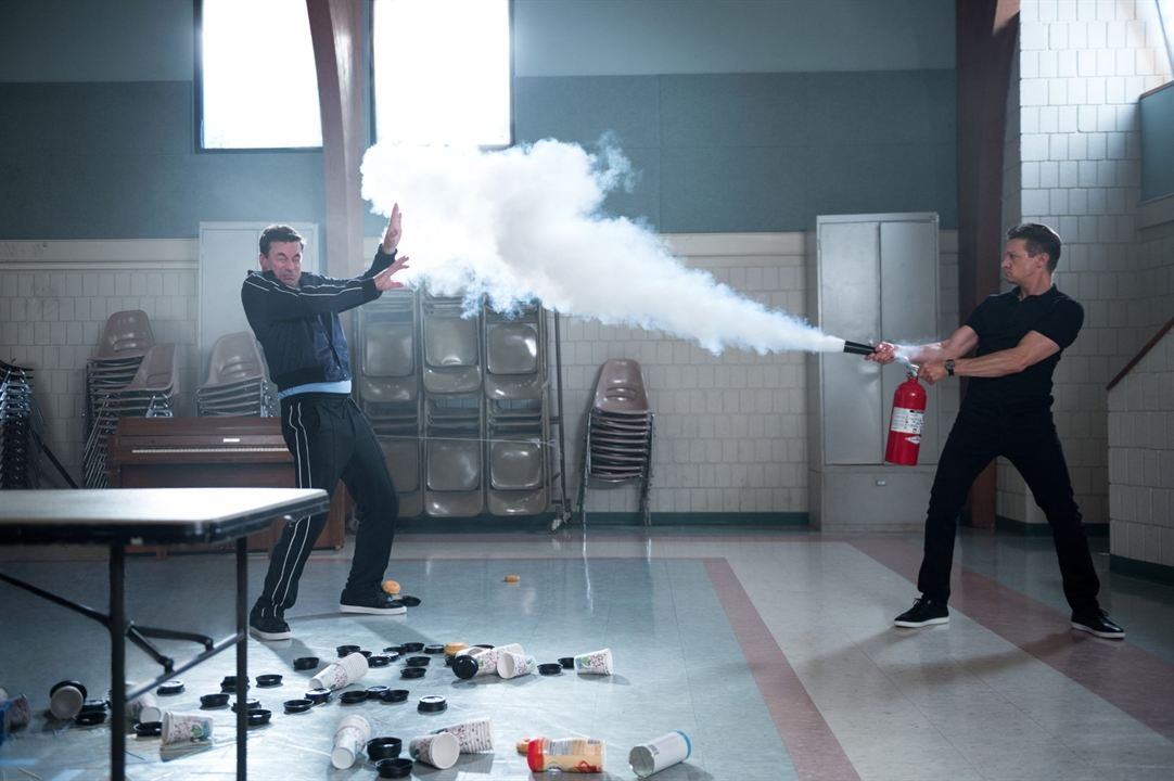 Yakalandin! : Fotograf Jeremy Renner, Jon Hamm