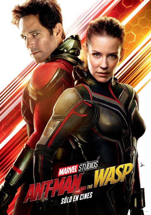 Ant-Man ve Wasp : Afis