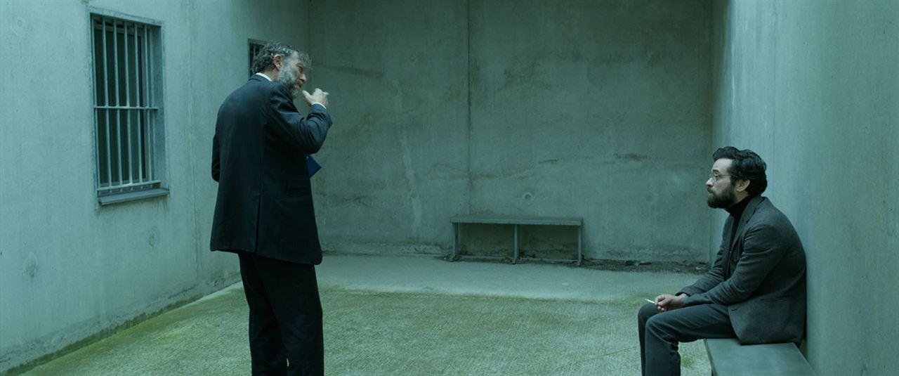 Fleuve noir: Vincent Cassel, Romain Duris