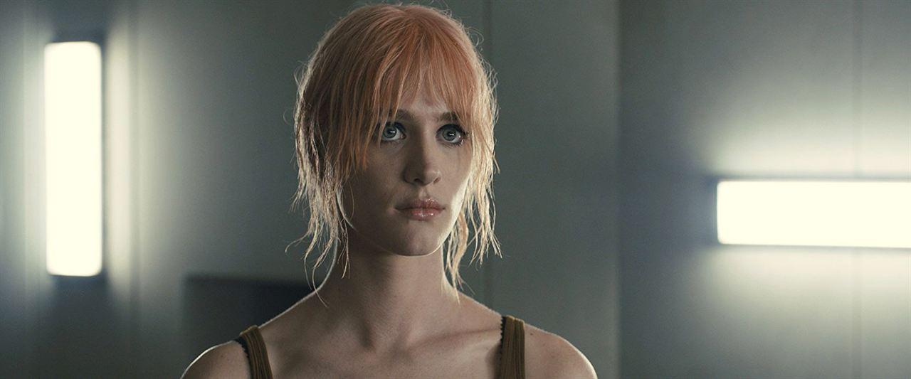 Blade Runner 2049: Biçak Sirti : Fotograf Mackenzie Davis