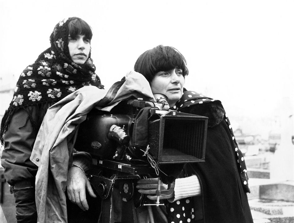 Fotograf Agnès Varda