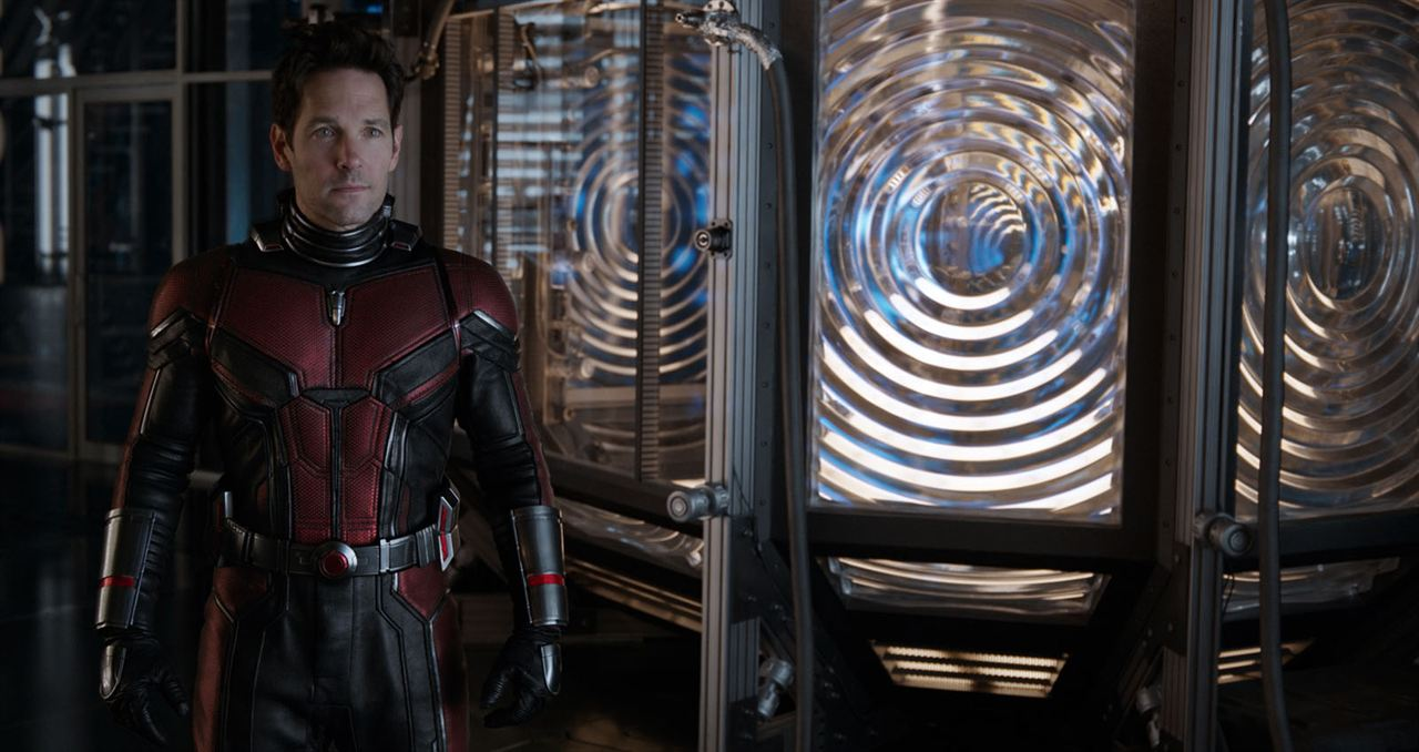 Ant-Man ve Wasp : Fotograf Paul Rudd
