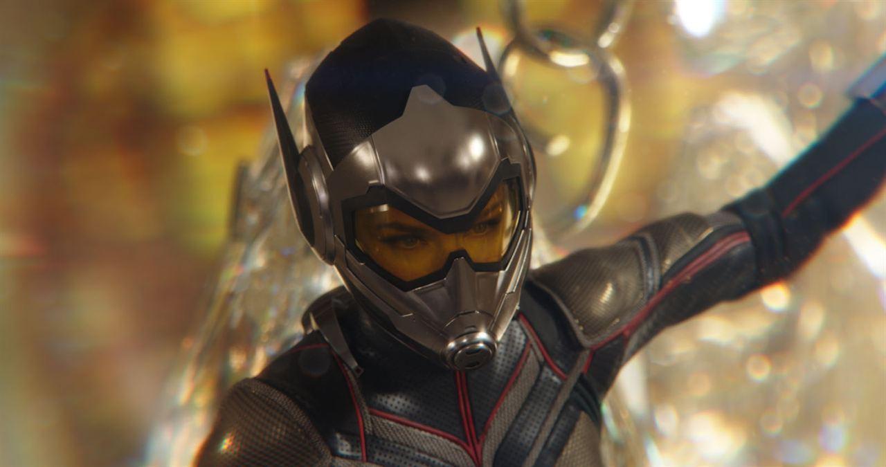 Ant-Man ve Wasp : Fotograf Evangeline Lilly