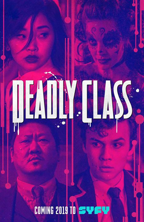 Deadly Class : Afis