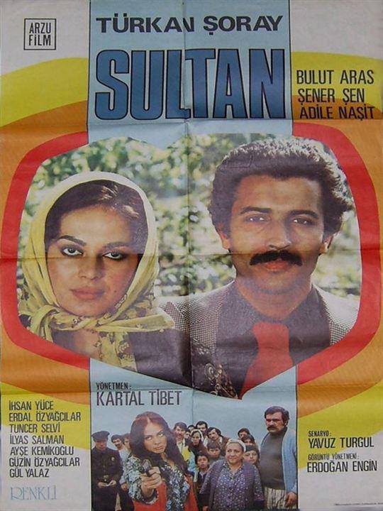 Sultan : Afis