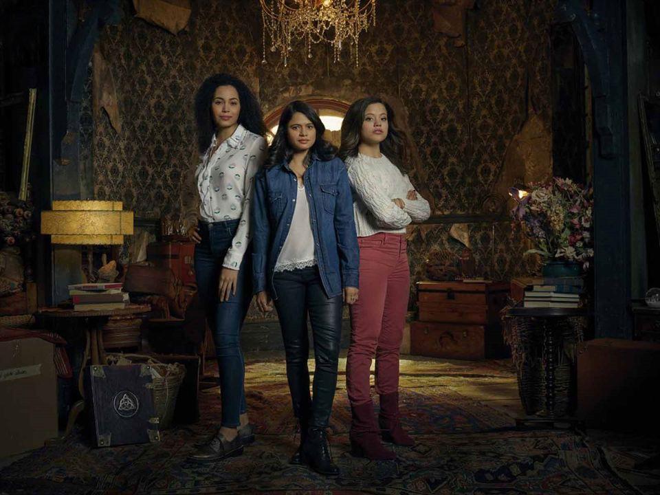 Fotograf Madeleine Mantock, Melonie Diaz, Sarah Jeffery