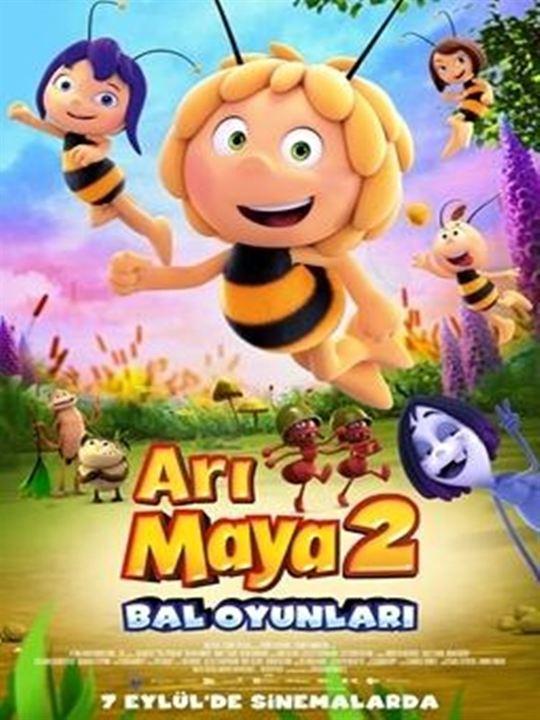 Ari Maya 2: Bal Oyunlari : Afis
