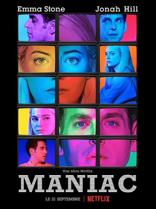 Maniac : Afis