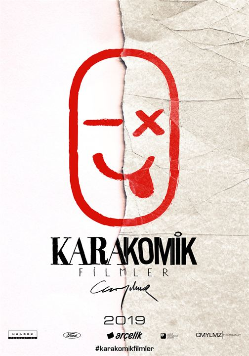 Karakomik Filmler Kaçamak : Afis