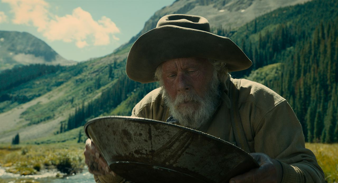 The Ballad of Buster Scruggs : Fotograf Tom Waits